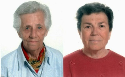 Sisters Olga Raschietti and Lucia Pulici two of the three Xavarian Missionary Sisters brutally murdered