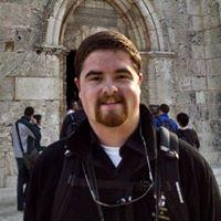 Seminarian Corey Bruns