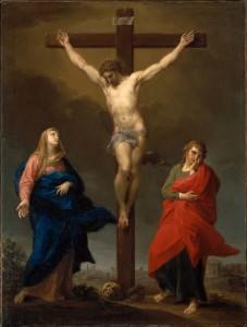 The Crucifixion, Pompeo Batoni (Italian (Roman), 1708–1787)